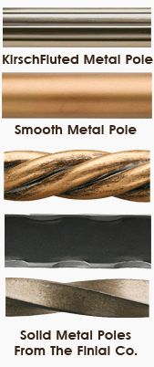 Metal Pole Types